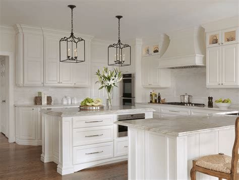 traditional kitchens with white cabinets traditional white kitchen beck allen cabinetry
