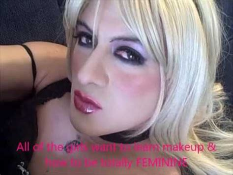 feminization hypnosis angela bailey 25 best tia tizzianni images on pinterest crossdressed