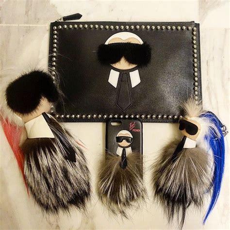 Keychain Fendi Karlito Bob Real Fox Fur 101 best pompon brelok broszka fur pom pon key ring