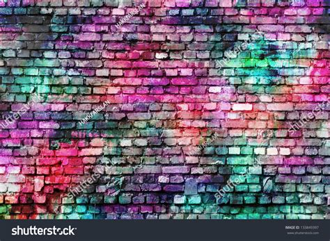 colorful urban wallpaper colorful grunge art wall illustration urban stock