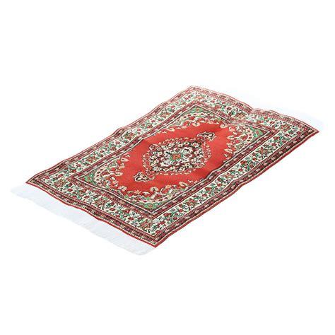 roten teppich 3x miniaturen puppenhaus roten teppich moebel de a6s4 h5l7