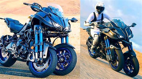 Yamaha Motorrad Modelle 2019 by 2019 Yamaha Niken Leaning Trike Is A Corner Carving