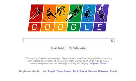 doodle for india 2014 results sochi 2014 doodles rainbow flag olympic charter