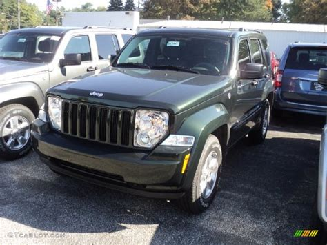 green jeep liberty 2012 2012 natural green pearl jeep liberty sport 4x4 55101584