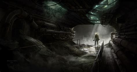 games blog what is concept art artsy fartsy francois baranger and the deep rawdlc