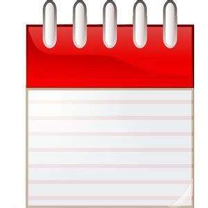 blank daily flip calendar flip calendar clip art clipart panda free clipart images