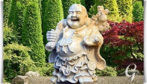 Steinskulpturen Garten by Lachender Buddha Steinskulptur Vairocana Gartentraum De