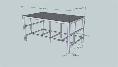 metal bench plans как сделать верстак слесарный своими руками