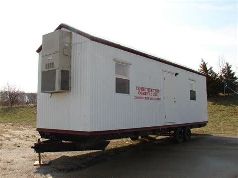 mobile modular 8x30 construction job trailer mobile modular office