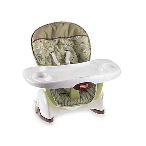 high chair space saver fisher price 174 space saver high chair in scatterbug
