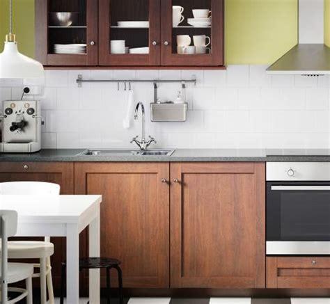 muebles  armarios de cocina ikea en diferentes estilos