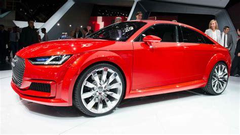 Audi Tt 2020 4 Door by Revealed Audi Tt Sportback Concept Top Gear