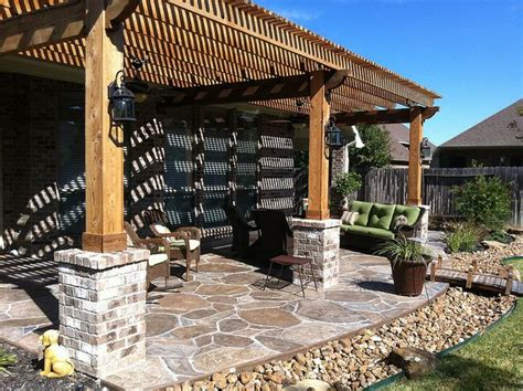 17 best images about fort bend on deck pergola