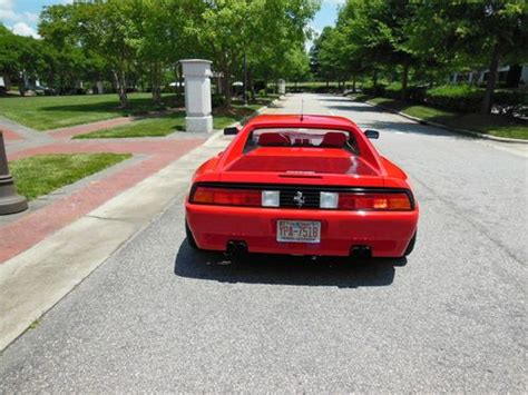 Ferrari 348 Speciale For Sale by Sell Used Rare 1992 Ferrari 348 Tb Series Speciale Coupe