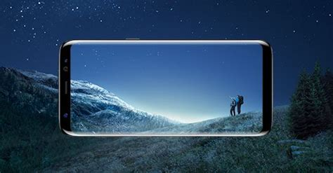 design infinity display samsung galaxy