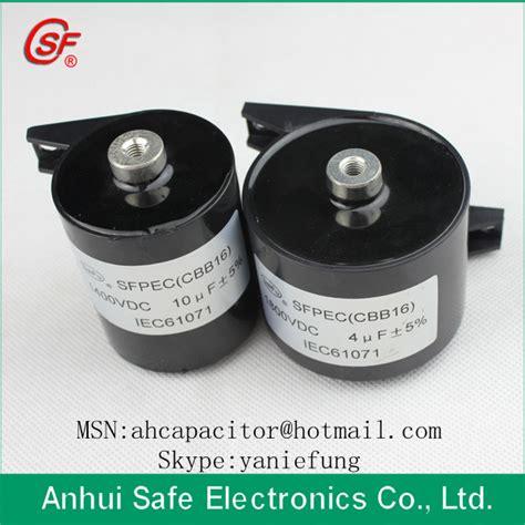 inverter welder capacitor dc link inverter welding machine capacitor cbb15 cbb16