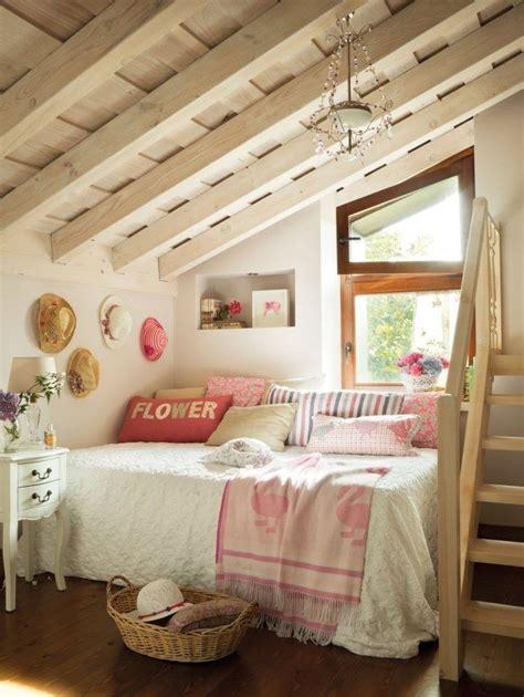 Dachboden Gestalten by Schlafzimmer Dachboden Gestaltung Shabby Chic Look