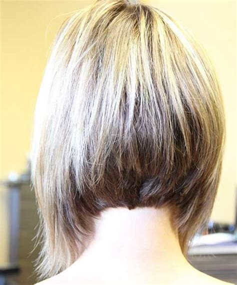 layered bob hairstyle back view 15 layered bob back view bob hairstyles 2017 short