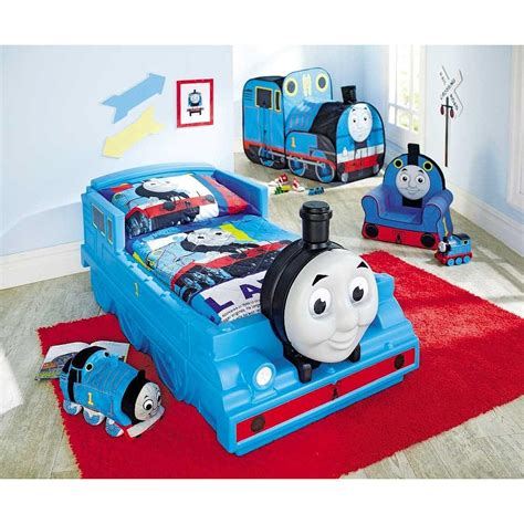 thomas the train bed set thomas the train toddler bedding set home furniture design