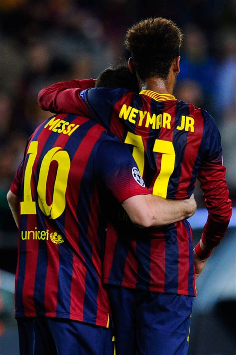 Messi Hairstyle 2015 Chions League by Lionel Messi Neymar Lionel Messi Neymar Photos Fc