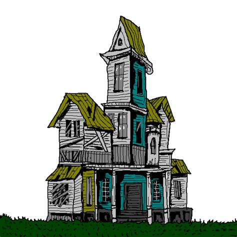 haunted house clipart free to use public domain haunted house clip art page 2