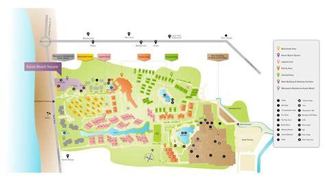karon resort map m 246 venpick resort spa karon phuket my overseas