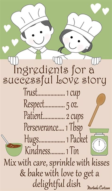 8 Tricks To A Great Marriage by Quotes Ingredients For A Successful Marriage My