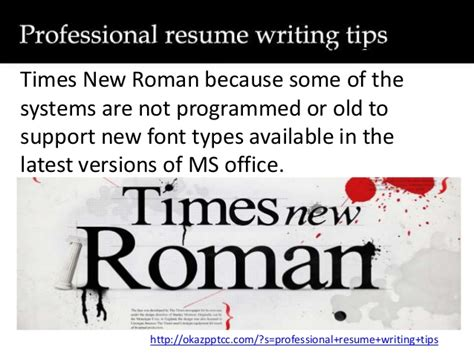 professional resume writing tips professional resume writing tips