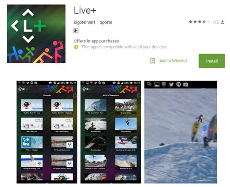 live sports for android live sports for android 28 images android install free livesporttv5 0 apk 30 live
