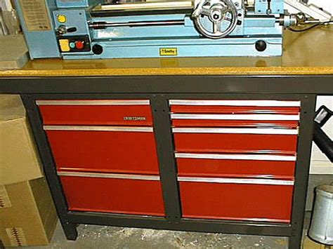 sears tool bench smithy cb1220xl review the atms workshop