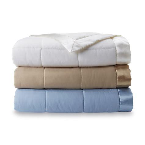 Alternative Blanket by Cannon Microfiber Alternative Blanket Home Bed