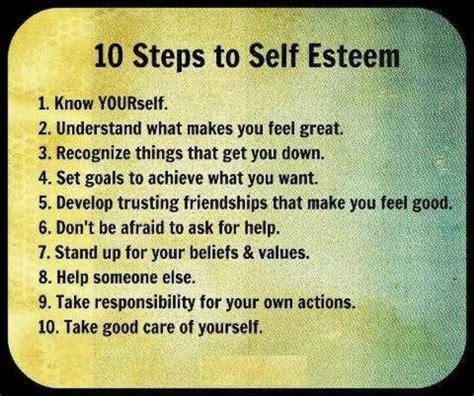 how to get better self esteem self esteem quotes to help quotesgram