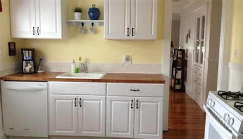 Made Kitchen Cabinets by Pre Assembled Kitchen Cabinets Home Depot