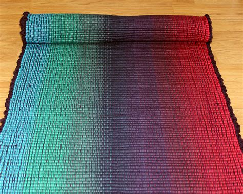 Cotton Runner Rug Washable Cotton Rug Runner Machine Washable Rug In By Texturesgallery