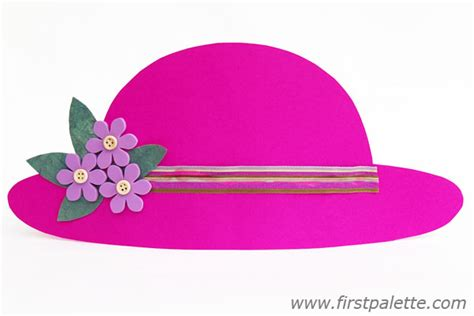 paper hat craft easy paper hat craft crafts firstpalette