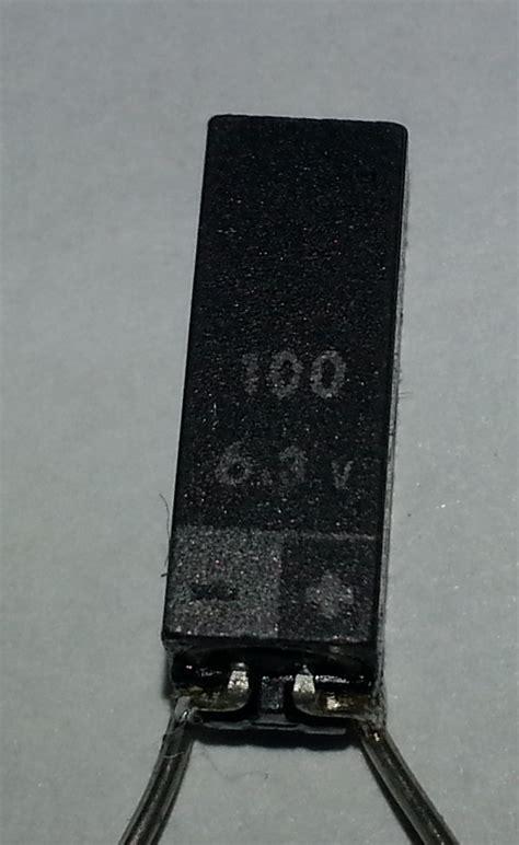 capacitor polarity markings surface mount surface mount electrolytic capacitor markings 28 images capacitores eletrol 237 ticos de