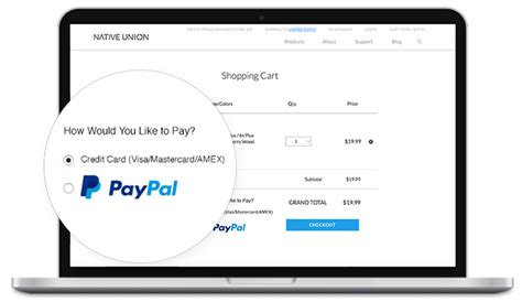 Paypal Business Credit Card