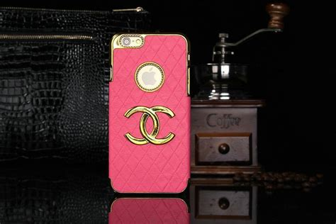 Op5093 Luxury Black Gold Leather For Iphone Kode Bi buy wholesale chanel leather cases luxury back covers
