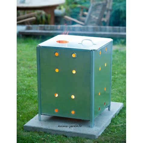 Beau Incinerateur De Jardin #1: incinerateur-de-jardin-bruleur-de-dechets-carre-achat-pas-cher.jpg