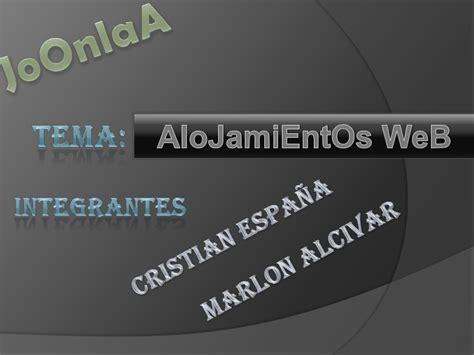 manual joomla español alojamientos wed joomla espa 241 a y marlon