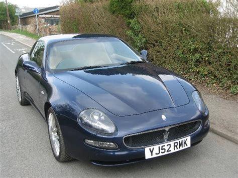 2003 Maserati Cambiocorsa by Sold 2003 Maserati 4200 Cambiocorsa Coupe