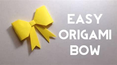 Origami Bow And Arrow - origami origami origami bow origami bow tie