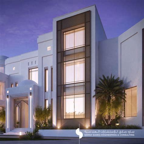 villa design by roots engineering consultants private villa 2000 m kuwait sarah sadeq architectes