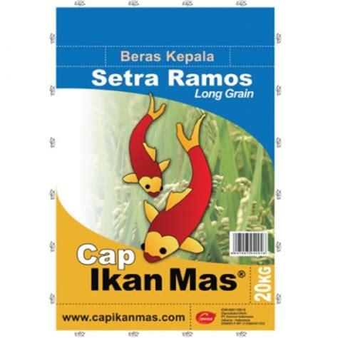 Beras Ngawiti 5kg Setra Ramos beras cap ikan setra ramos 20kg