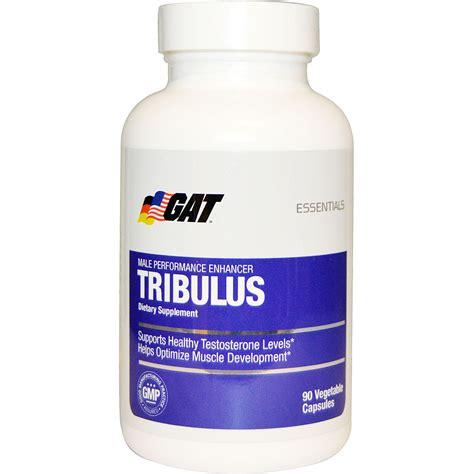 Suplemen Tribulus Gat Tribulus 90 Capsules Branded Supplements