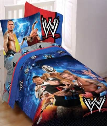 wwe comforter set queen description