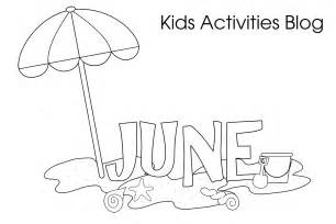 June Coloring Pages june coloring pages az coloring pages