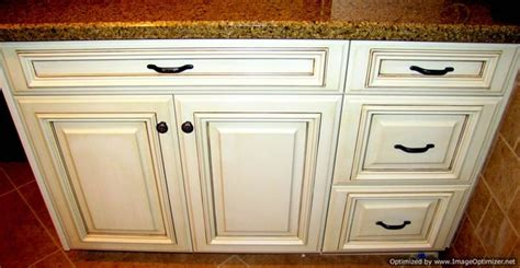 antique white glazed kitchen cabinets favorite antique white paint the inspired room kitchen
