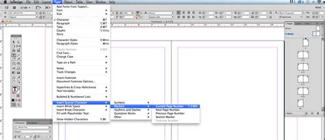 indesign creating page numbers use layers to keep auto page numbers on top in indesign