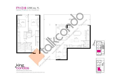 floor plan plus king plus condos talkcondo